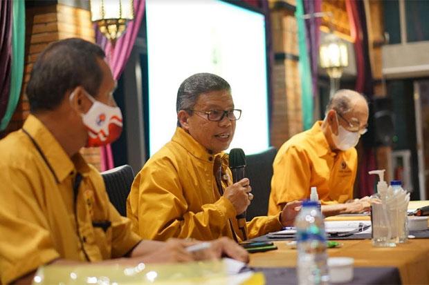 Taufan Pawe Ingin Kader Golkar Jadi Ketua DPRD dan Kepala Daerah di Luwu