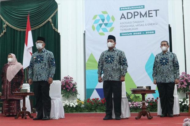 Amran Mahmud Diangkat Jadi Pengurus Asosiasi Daerah Penghasil Migas