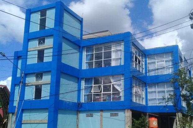 Pemkab Tana Toraja Evaluasi Bangunan RS Bersalin Sayang Anak