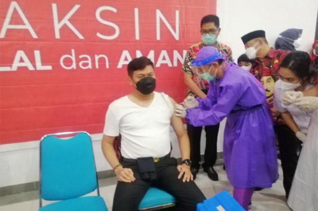 Vaksinasi Tahap Kedua, Kabupaten Gowa Dapat Jatah 4.600 Dosis