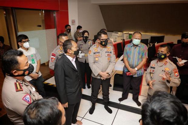 Pemkot Makassar Dorong Penerapan Tilang Elektronik
