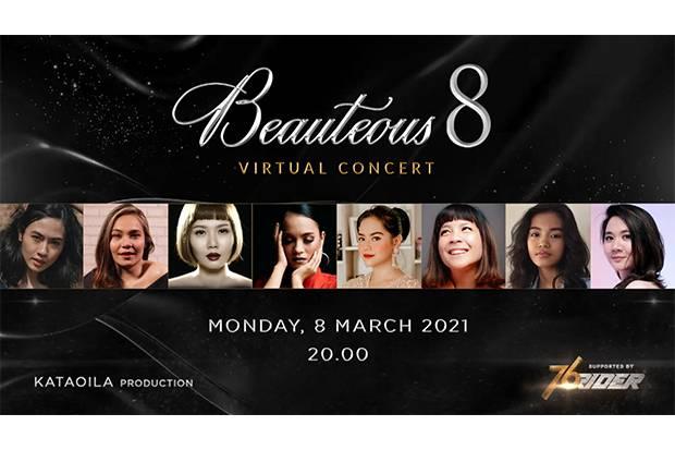 Angkat Kesetaraan Gender, Konser untuk Peringati Hari Perempuan Sedunia Didukung Musisi Wanita hingga Komunitas