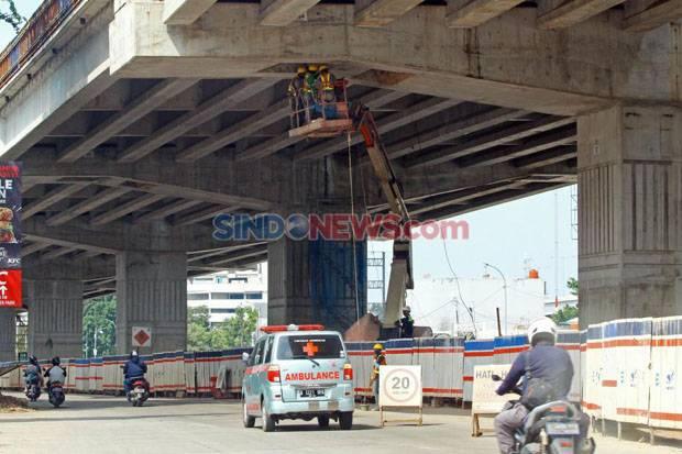 Pembangunan Tol Becakayu Dilanjutkan, Dishub Kota Bekasi Lakukan Rekayasa Lalu Lintas