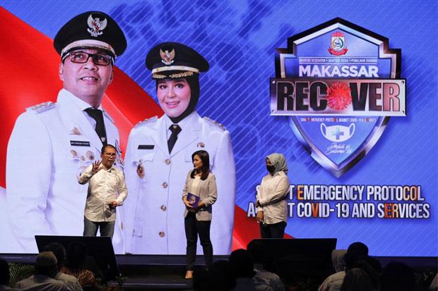 Pemkot Luncurkan Program Makassar Recover untuk Penanganan Covid-19