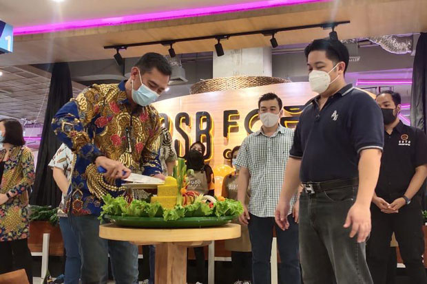 Pembukaan Foodcourt Pentacity, BSB Konsepkan Tenant Jakarta dengan Lokal