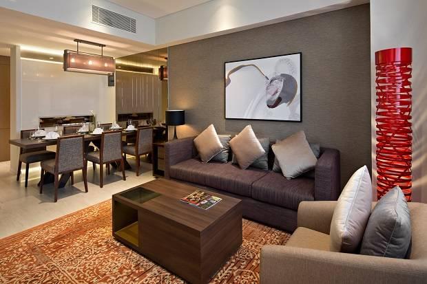 Long Stay di Oakwood Hotel & Residence Surabaya, Hotel Bergaya Residence Berkelas Bintang 5