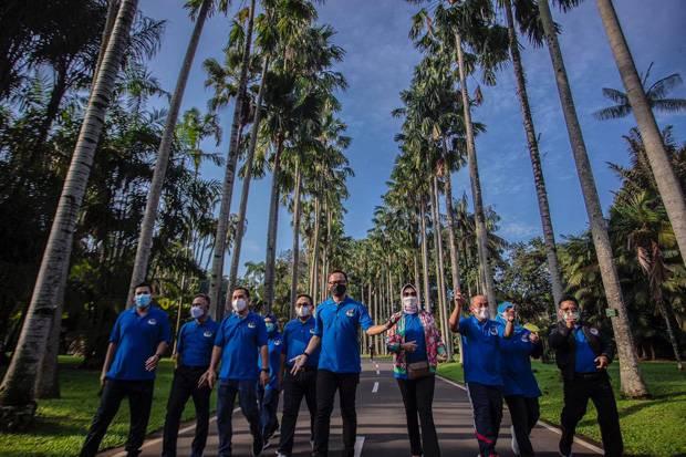 13 Wali Kota Acungi Jempol untuk Pembangunan Kota Bogor