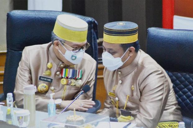 Plt Gubernur Sulsel Puji Kepemimpinan Taufan Pawe