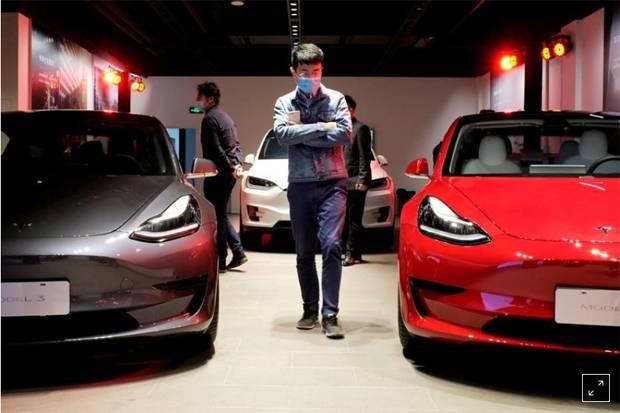 Begini Alasan China Larang Tesla Berkeliaran Bebas
