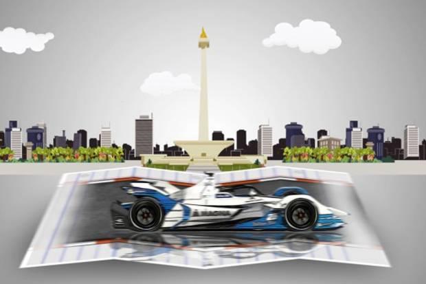 Wagub DKI: Insyaallah Tahun 2022 Kita Laksanakan Formula E di Jakarta