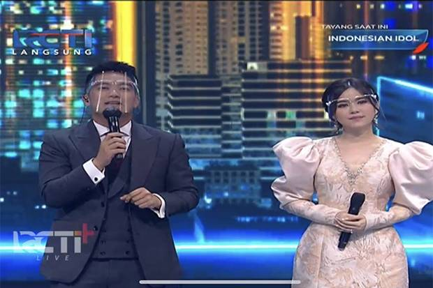 Melisa Tersisih, Inilah Finalis Top 3 Indonesian Idol Special Season