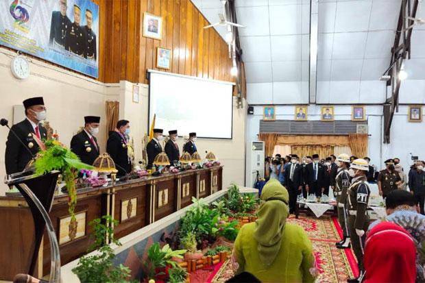 Amran Mahmud Jadikan Momen Hari Jadi Wajo ke-622 sebagai Refleksi Kinerja