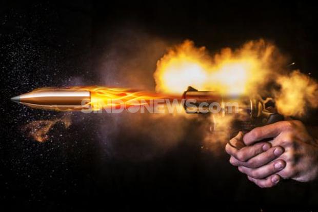 Tembak Petugas Jaga, Perampok Gasak Rp300 Juta di Bank Wilayah Tangerang