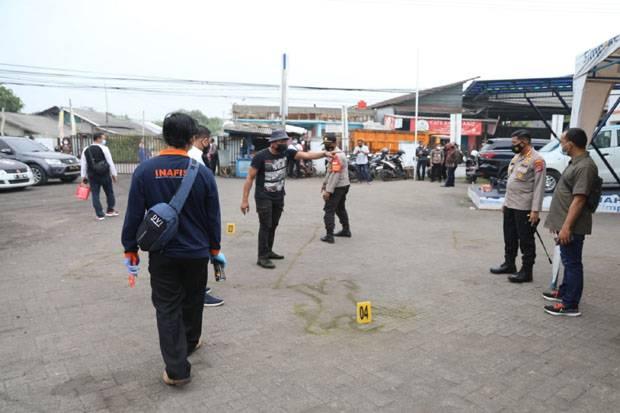 Perampok Bank di Tangerang Terlatih, 2 Orang Bersenpi dan Gunakan Minibus