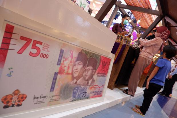 Pameran UMKM, Upaya Mendorong Pemulihan Ekonomi Nasional
