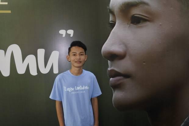 Frengky Zega, Remaja Viral asal Nias Retas Asa Kolaborasi dengan Judika