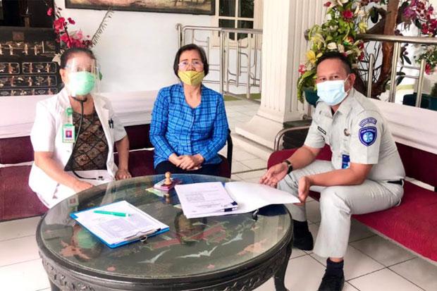 Jasa Raharja Sulsel Kerja Sama RSU Luramay Makassar