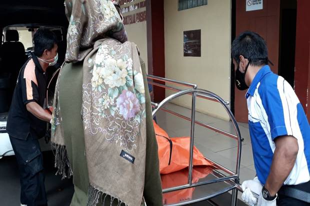 Mulyono, Korban Pembakaran Hidup-hidup Meninggal dan Dibawa ke RS Polri Kramat Jati