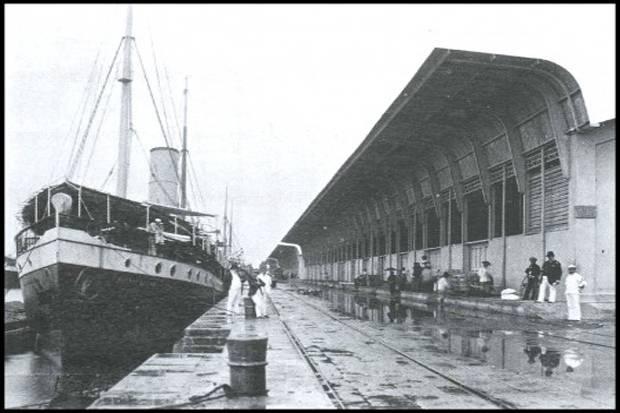 Sejarah Pelabuhan Tanjung Priok yang Punya Nama Cantik Si Denok Bandarwati