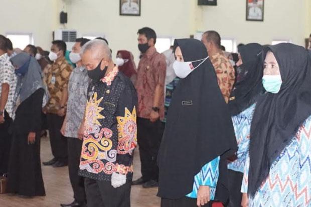Pelantikan Pejabat Sempat Tertunda, Penempatan Posisi Pejabat dalam SK Tertukar