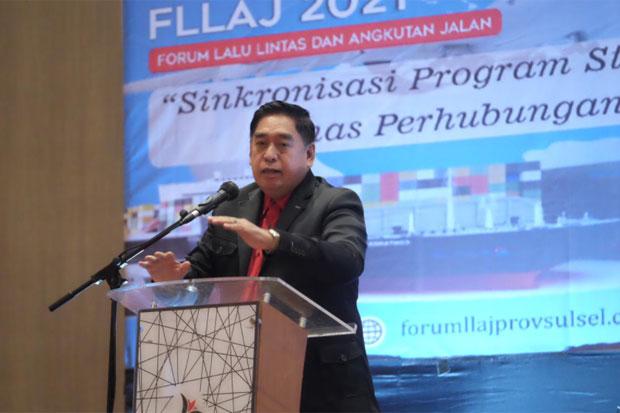 Sekprov Dorong Dishub se-Sulsel Hadirkan Inovasi Dongkrak Perekonomian Daerah