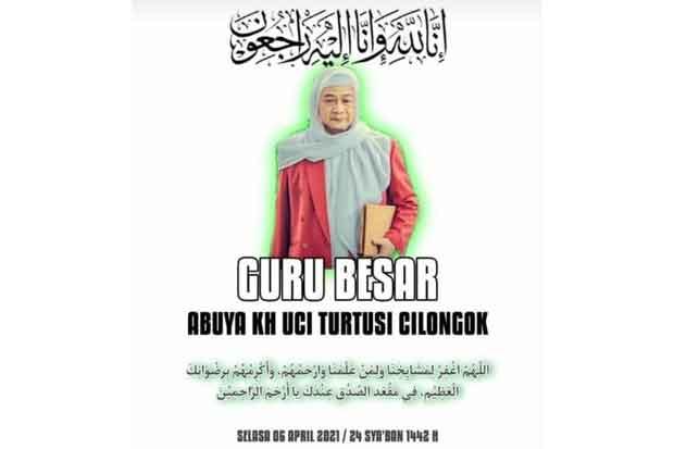 Santri Kenang Sosok Abuya Uci, Ulama Karismatik dan Berpengaruh di Tangerang