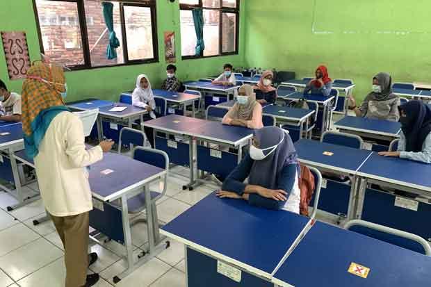 Rindu Teman dan Guru, Siswa SDN 05 Rawasari Ingin Belajar Tatap Muka