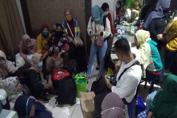 Gerebek Apartemen di Kelapa Gading, BP2MI Dapati Puluhan Wanita Akan Dikirim ke Timteng