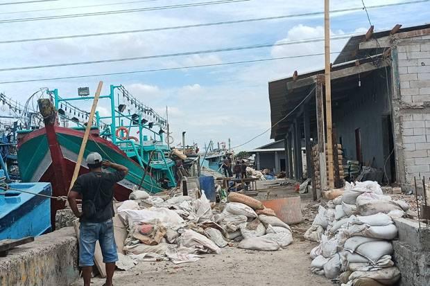Proyek Pembangunan di Pelabuhan Perikanan Dikeluhkan Nelayan Muara Angke