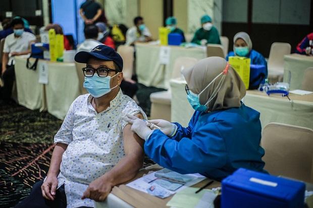 Biar Lebih Percaya Diri Buka Sekolah, Pemkot Bogor Kejar Vaksinasi 6.000 Guru