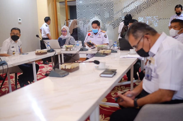 Abdul Hayat Harap MCP KPK Bisa Cegah Tindak Pidana Korupsi