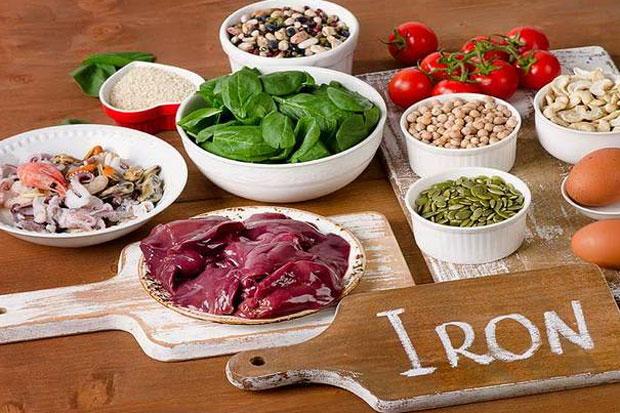 Empat Makanan Tinggi Zat Besi Ini Bisa Membantu Cegah Anemia
