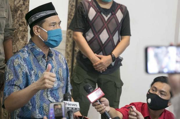 Benda Mencurigakan FPI Munarman, Polisi: Tak Mungkin Main Periksa Munarman Begitu Saja