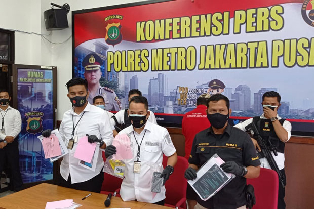 Polres Metro Jakarta Pusat Gaungkan Zero Premanisme