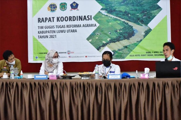 Indah Putri Indriani Dorong Terwujudnya Kampung Tematik Reforma Agraria