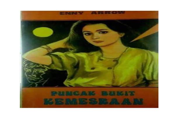 Misteri Enny Arrow dan Bacaan Erotis yang Digandrungi Remaja Tahun 1980-1990-an