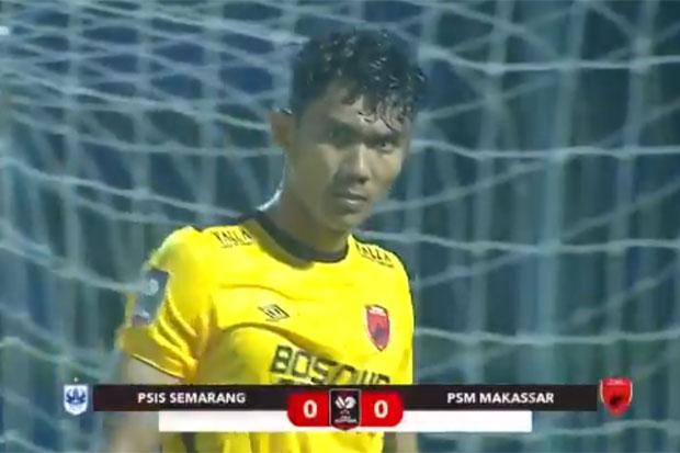 2 Kali Sukses Halau Penalti PSIS Semarang, Hilmansyah Dapat Pujian