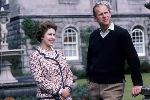 Bak Cerita Dongeng, Begini Perjalanan Cinta Ratu Elizabeth II dan Pangeran Philip