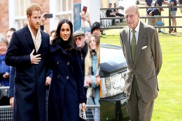 Pangeran Harry dan Meghan Markle Tulis Pesan Penghormatan untuk Pangeran Philip