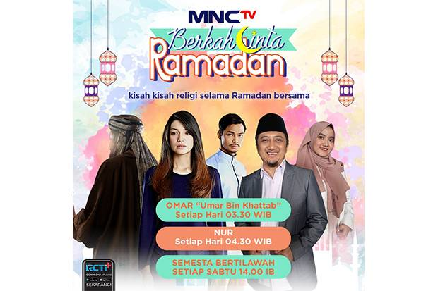 MNCTV Hadirkan Program Spesial 'Berkah Cinta Ramadan'