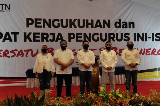 Didapuk Menjadi Ketua Alumni ISTN, Ariza Akan Bersinergi untuk Kepentingan Bangsa dan Negara