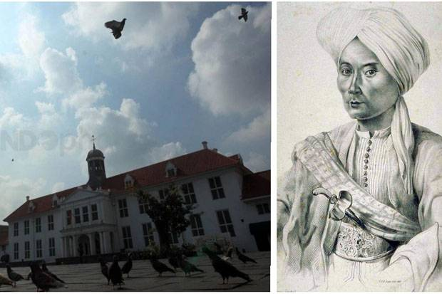 26 Hari di Batavia, Jejak Terakhir Pangeran Diponegoro di Tanah Jawa