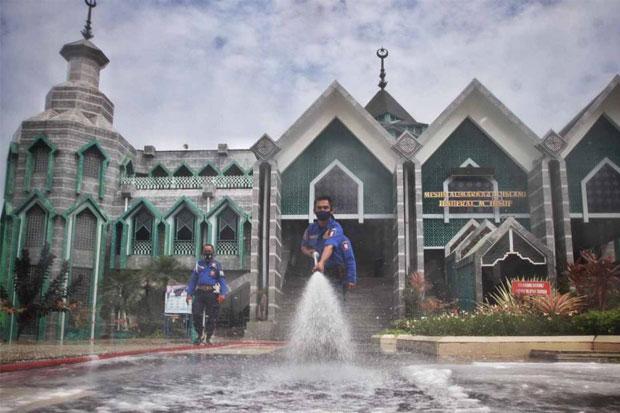 Dewan Imbau Warga Tarawih di Masjid Dekat Rumah Masing-masing