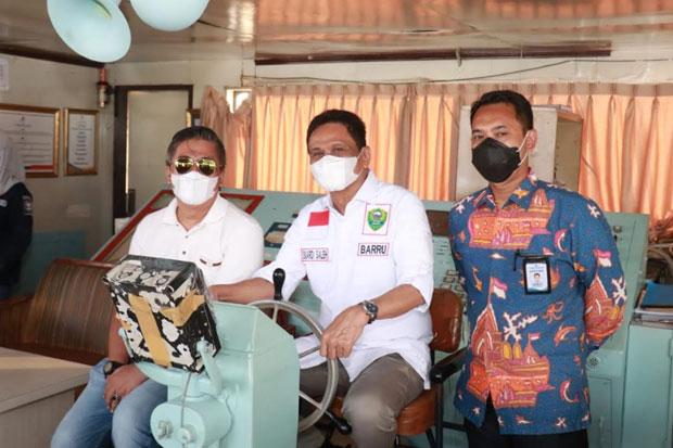 Jalur Perintis Barru-Pacitan Diresmikan Sebagai Penghubung Sulsel dan Jatim