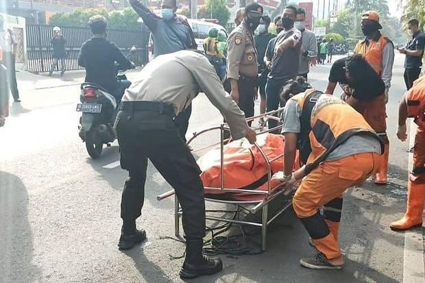 Kabur saat Akan Ditahan Petugas Imigrasi, WNA Nigeria Tewas di Kali Boulevard Kelapa Gading
