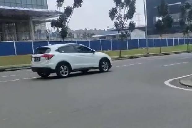 Usai Kabur Tabrak Pemotor di Bintaro, Pengemudi Fortuner Menyerahkan Diri