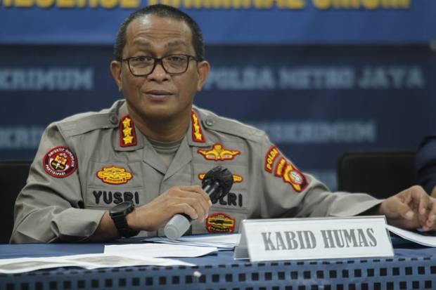 Polda Metro Jaya Siagakan 3.320 Personel Gabungan dalam Operasi Keselamatan Jaya 2021