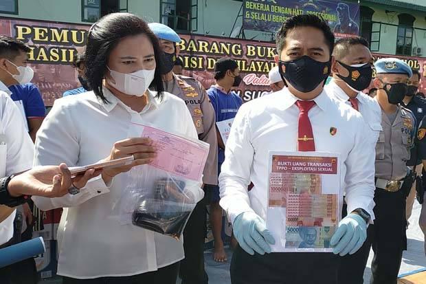 Seminggu Gaet 10 Pelanggan dari Prostitusi Online, Mucikari Remaja Raup Jutaan Rupiah