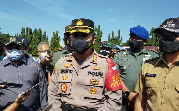 Selama Ramadhan Ratusan Polisi di Bogor Berjaga di 147 Masjid dan Tempat Ngabuburit