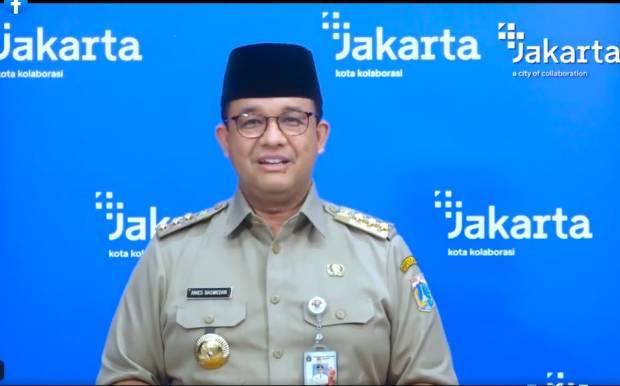 DKI Perlonggar Aturan selama Ramadhan, Anies: Tahan Nafsu untuk Kumpul-kumpul